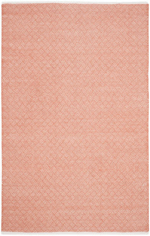 Safavieh Boston Bos680c Orange Area Rug
