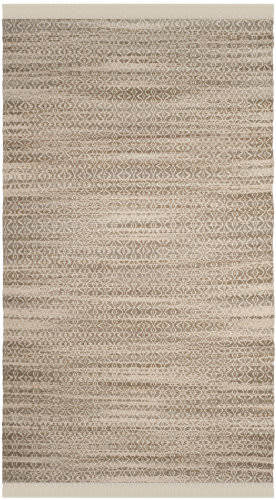 Safavieh Boston Bos708a Beige - Ivory Area Rug