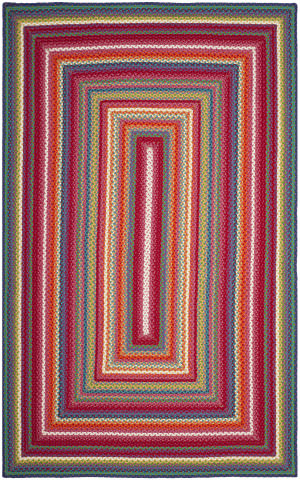 Safavieh Braided Brd316a Multi Area Rug