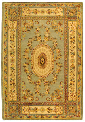 Safavieh Bergama BRG174A Light Blue / Ivory Area Rug