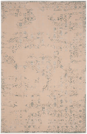 Safavieh Brilliance Brl502b Cream - Light Blue Area Rug
