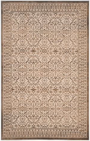 Safavieh Brilliance Brl508d Cream - Bronze Area Rug