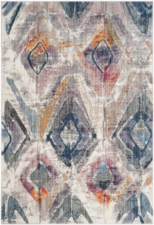 Safavieh Bristol Btl356p Lavender - Light Grey Area Rug