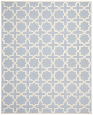 Safavieh Cambridge Cam125a Light Blue / Ivory Area Rug