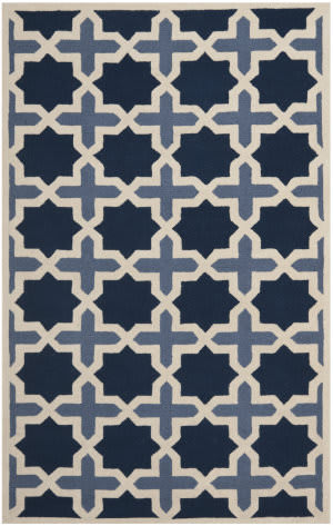 Safavieh Cambridge CAM127A Light Blue / Ivory Area Rug