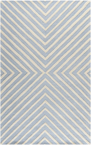 Safavieh Cambridge CAM129A Light Blue / Ivory Area Rug