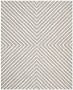 Safavieh Cambridge Cam129d Silver / Ivory Area Rug