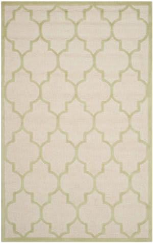 Safavieh Cambridge Cam134n Ivory - Light Green Area Rug