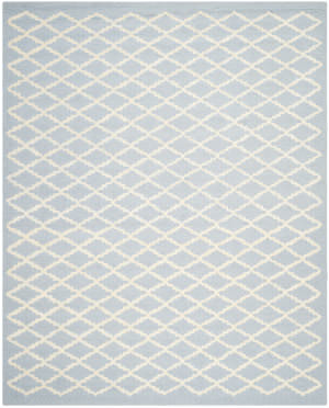 Safavieh Cambridge CAM137A Light Blue / Ivory Area Rug