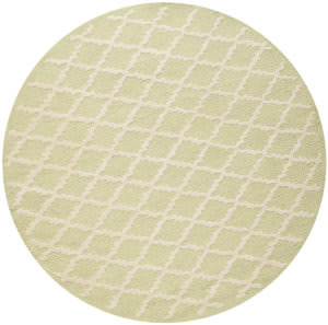 Safavieh Cambridge Cam137b Light Green / Ivory Area Rug