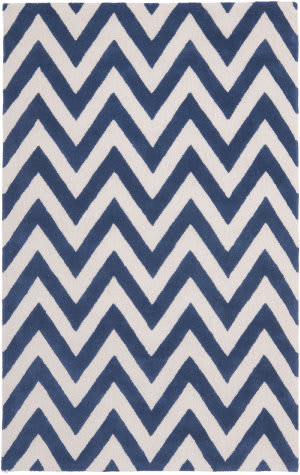 Safavieh Cambridge Cam139g Navy / Ivory Area Rug