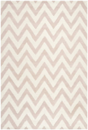Safavieh Cambridge Cam139m Light Pink / Ivory Area Rug