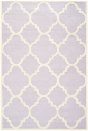 Safavieh Cambridge Cam140c Lavander / Ivory Area Rug