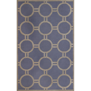 Safavieh Cambridge CAM145A Light Blue / Ivory Area Rug