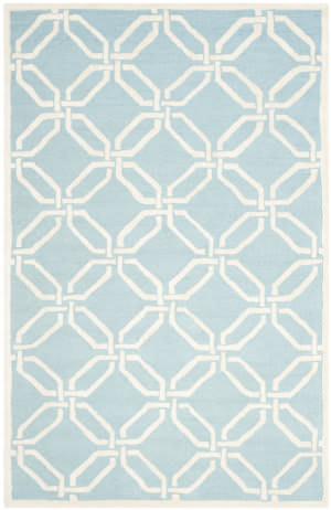 Safavieh Cambridge Cam311e Light Blue / Ivory Area Rug