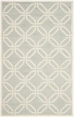 Safavieh Cambridge Cam311l Light Grey / Ivory Area Rug