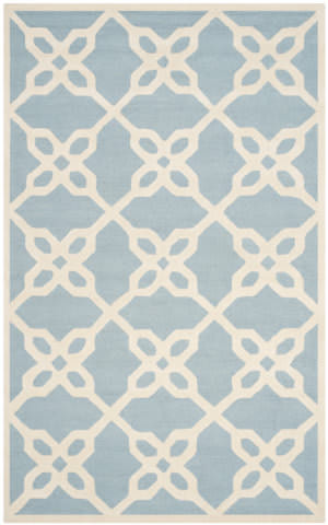 Safavieh Cambridge Cam722b Blue - Ivory Area Rug