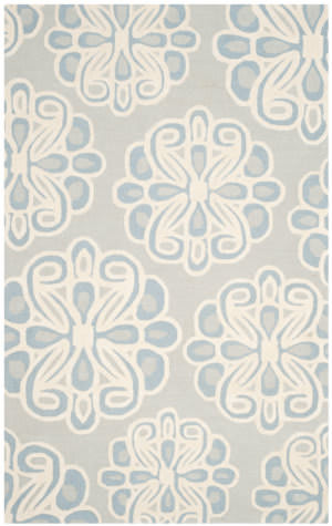 Safavieh Cambridge Cam725v Grey - Blue Area Rug