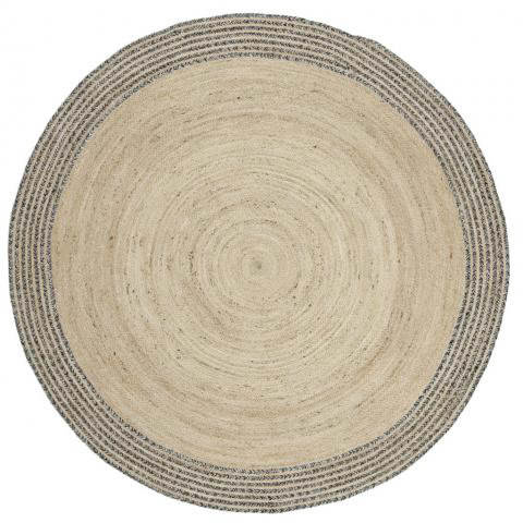 Safavieh Cape Cod Cap204c Ivory - Steel Grey Area Rug