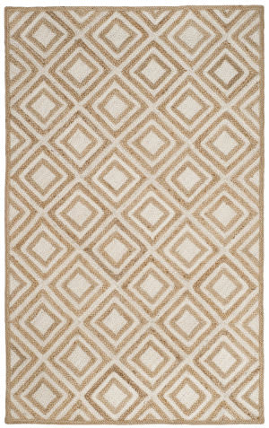 Safavieh Cape Cod Cap304a Natural - Ivory Area Rug