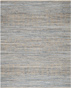 Safavieh Cape Cod CAP353A Natural / Blue Area Rug