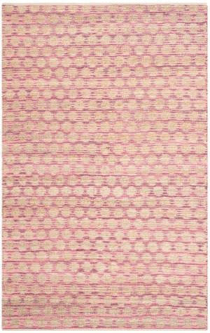 Safavieh Cape Cod Cap820e Maroon - Natural Area Rug