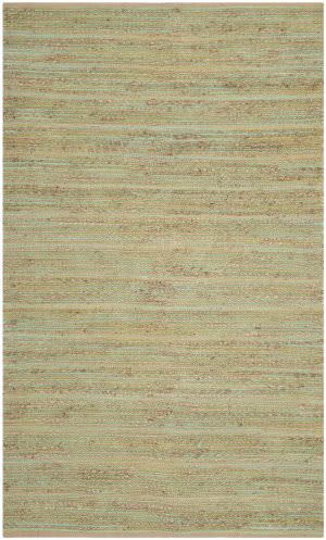 Safavieh Cape Cod Cap851c Green Area Rug