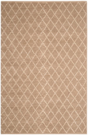 Safavieh Cape Cod Cap860a Natural - Ivory Area Rug