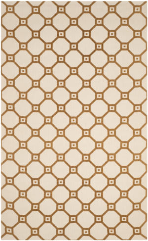 Safavieh Cedar Brook Cdr228a Ivory - Gold Area Rug