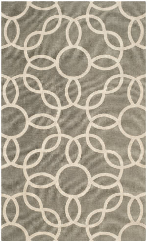 Safavieh Cedar Brook Cdr229d Grey - Ivory Area Rug