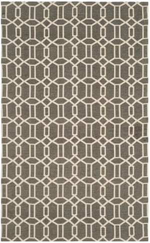 Safavieh Cedar Brook Cdr232d Grey - Ivory Area Rug