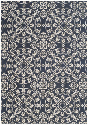 Safavieh Cedar Brook Cdr262a Navy - Natural Area Rug