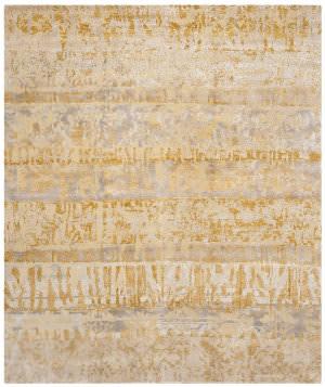 Safavieh Centennial Cen720b Gold - Silver Area Rug