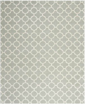 Safavieh Chatham Cht717e Grey / Ivory Area Rug