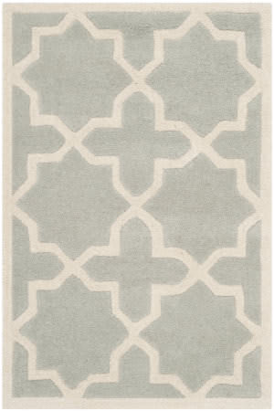 Safavieh Chatham Cht732e Grey / Ivory Area Rug