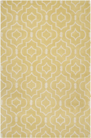 Safavieh Chatham CHT736L Light Gold / Ivory Area Rug