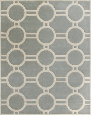 Safavieh Chatham CHT739E Grey / Ivory Area Rug