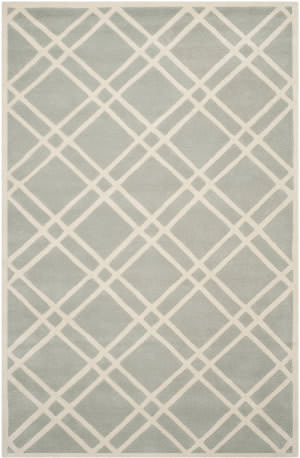 Safavieh Chatham CHT740E Grey / Ivory Area Rug