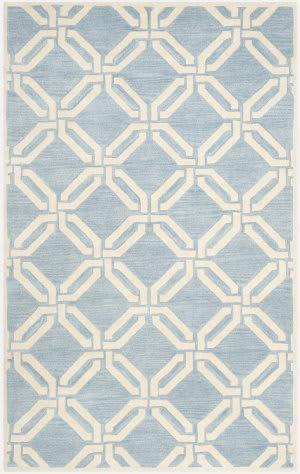Safavieh Cedar Brook Cht763b Blue - Ivory Area Rug