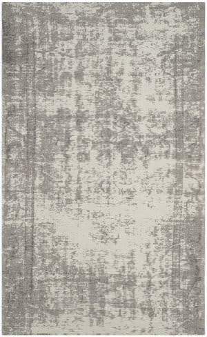 Safavieh Classic Vintage Clv225b Silver - Ivory Area Rug