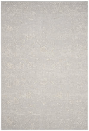 Safavieh Carnegie Cng621g Light Grey - Cream Area Rug