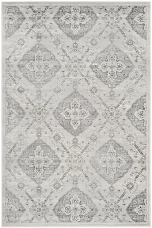 Safavieh Carnegie Cng623s Silver - Grey Area Rug
