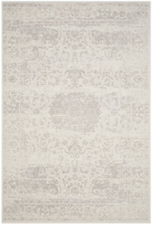 Safavieh Carnegie Cng631c Cream - Light Grey Area Rug