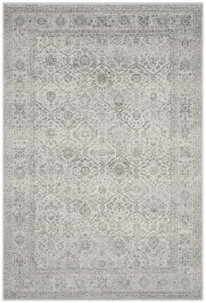 Safavieh Carnegie Cng691g Light Grey - Grey Area Rug