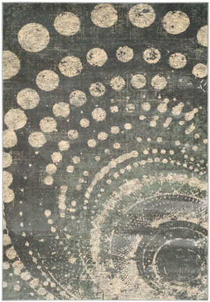 Safavieh Constellation Vintage Cnv749 Light Grey - Multi Area Rug