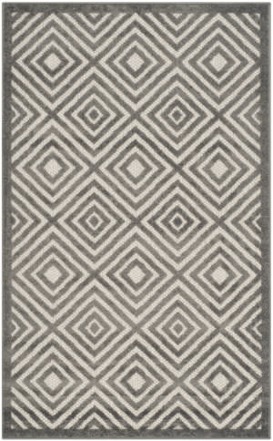 Safavieh Cottage Cot913c Cream - Grey Area Rug