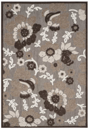 Safavieh Cottage Cot920p Light Brown - Brown Area Rug