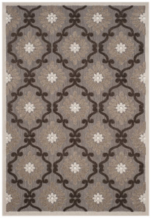 Safavieh Cottage Cot922p Light Brown - Brown Area Rug