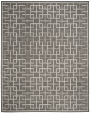 Safavieh Cottage Cot925c Grey Area Rug