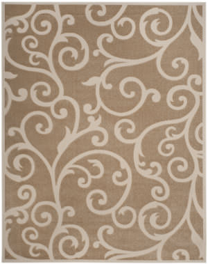 Safavieh Cottage Cot927l Light Beige - Cream Area Rug